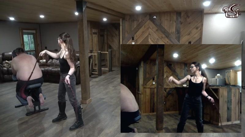 Mistress Mercer starring in video (Warmup For A Bullwhip) [UltraHD/2K 1440P]