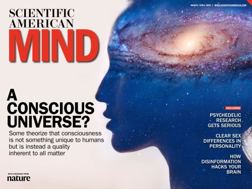 Ssientifis American Mind - March - April 2020 Tablet Edition