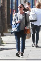 Jennifer Love Hewitt - Leaving a gym in Studio City 11/6/2018 ywR56ubp_t