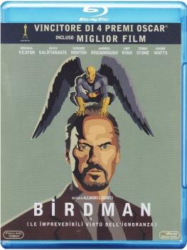 Birdman - o (L'imprevedibile virtù dell'ignoranza) (2014) Full Blu-Ray 45Gb AVC ITA DTS 5.1 ENG DTS-HD MA 5.1 MULTI