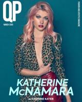 Katherine McNamara -       QP Magazine March 2020.
