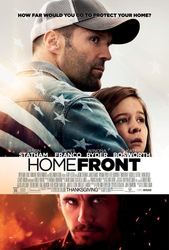 Homefront 2013 720p BluRay x264 [Dual Audio][Hindi+English]-KMHD