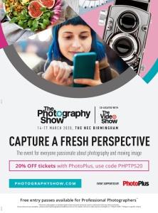 PhotoPlus The Canon Magazine - January (2020)