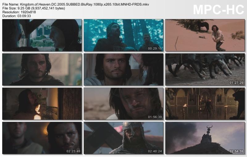 Kingdom of Heaven DC 2005 SUBBED BluRay 1080p x265 10bit MNHD-FRDS screenshots