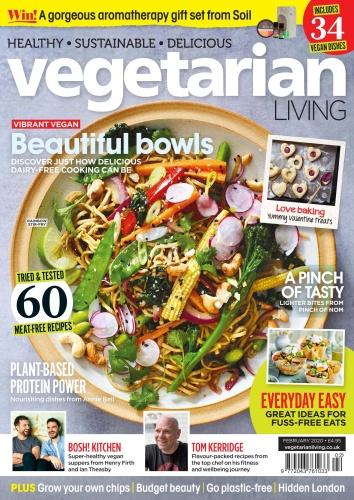 Vegetarian Living - February (2020)