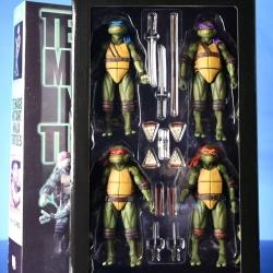Teenage Mutant Ninja Turtles 1990 Exclusive Set (Neca) KNhK22v2_t