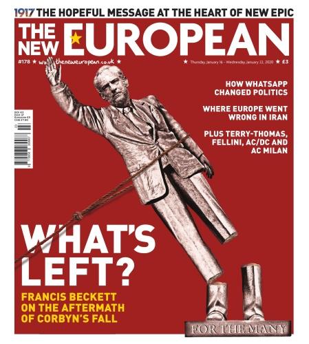 The New European - January 16 (2020)