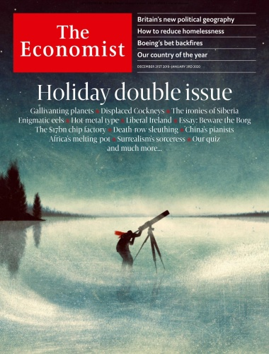 The Economist USA - 21 12 (2019)