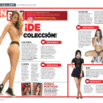 the4um.com.mx | Melina Revista H febrero 2018