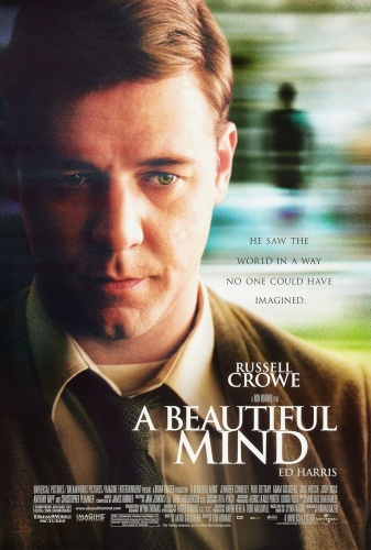 A Beautiful Mind 2001 720p BluRay x264 DD5 1 {Dual Audio}{Hindi+English}