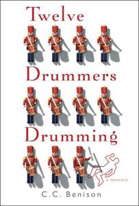 Twelve Drummers Drumming - C C  Benison
