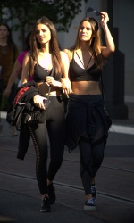 Victoria Justice & Madison Reed - Out at the Grove in LA 3/29/18
