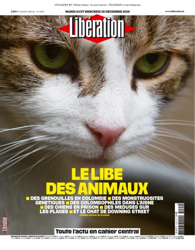Libération - 24 12 (2019)