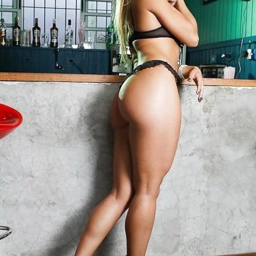 Naked black thick girls
