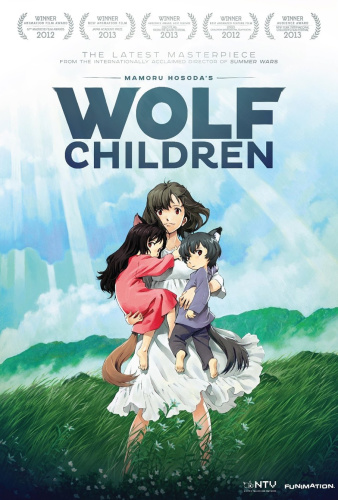 Wolf Children (2012) BluRay 1080p YIFY