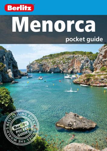 Berlitz - Menorca Pocket Guide