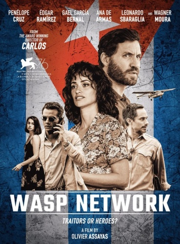 Wasp Network 2019 1080p NF WEB-DL DDP5 1 x264-CMRG