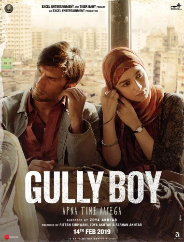 Gully Boy (2019) 720p BluRay [YTS]