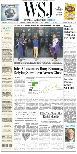 The Wall Street Journal - 02 11 2019 - 03 11 (2019)