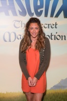 Michelle Heaton -       ''Asterix: the Secret of the Magic Potion'' Screening London August 17th 2019.