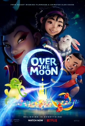 Over the Moon 2020 1080p NF WEB-DL H264 DDP5 1-EVO