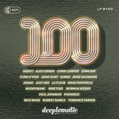 Deeplomatic Recordings   DPL 100 (2019)