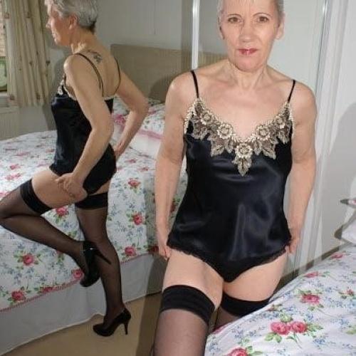 Matures in lingerie galleries