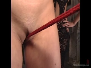 Isabella Soprano and Isis Love - BDSM, Punishment, Bondage