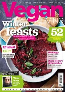 Vegan Living UK - Issue 36 - November (2019)