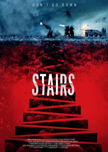 Stairs 2019 720p HDRip x264 [Dual Audio][Hindi+English]-1XBET