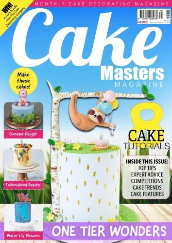 Cake Masters - January (2020)