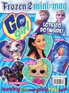 Go Girl  November (2019)