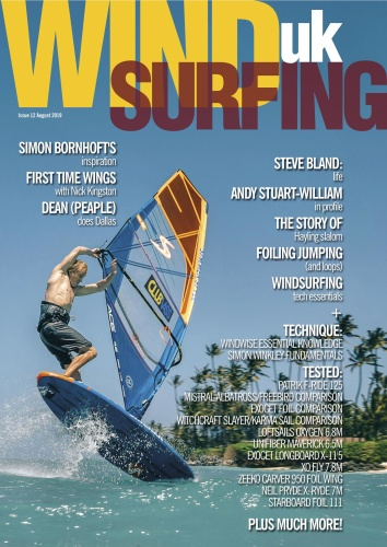 Windsurfing UK - Issue 12 - August (2019)
