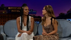 Jessica Alba & Gabrielle Union - James Corden 2019-05-21