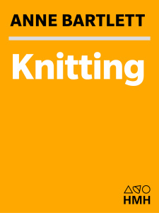 Knitting by Anne Bartlett