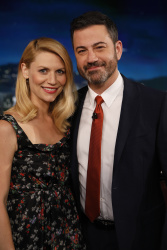 Claire Danes - Jimmy Kimmel Live: May 31st 2018