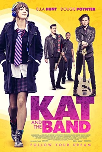 Kat And The Band 2020 HDRip XviD AC3-EVO