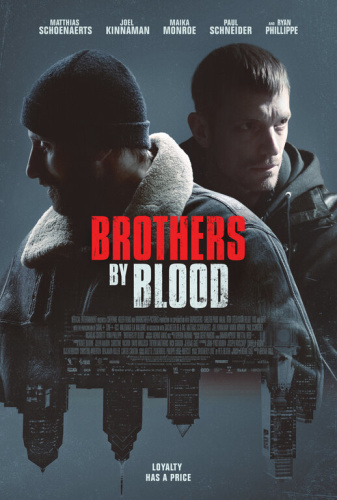 Brothers by Blood 2021 HDRip XviD AC3-EVO