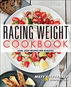 Racing Weight Cookbook - Lean, Light Recipes for Athletes