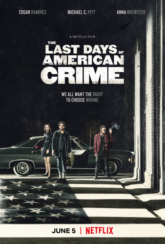 The Last Days of American Crime 2020 HDRip XviD AC3-EVO