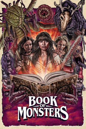 Book of Monsters 2018 BluRay 1080p DTS-HD MA 5 1 HEVC-DDR