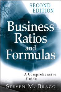 Business Ratios and Formulas - A Comprehensive Guide