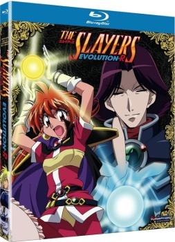 Slayers Evolution-R (2009) [Completa] .mkv BDMux 720p AC3 ITA MP3 JAP Sub Eng
