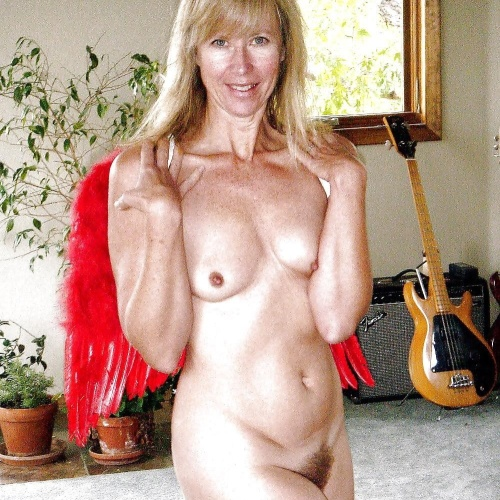 Older skinny women naked