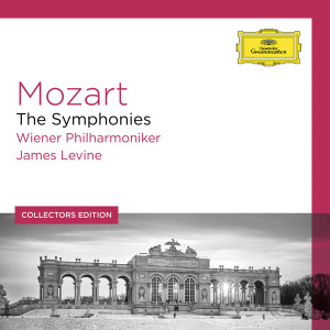 Mozart   The Symphonies   Wiener Philharmoniker, James Levine   11 CDs