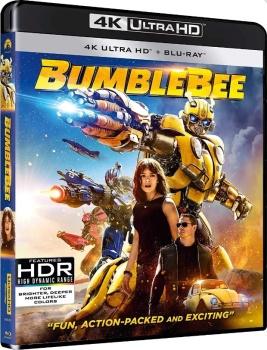 Bumblebee (2018) Full Blu-Ray 4K 2160p UHD HDR 10Bits HEVC ITA DD 5.1 ENG Atmos/TrueHD 7.1 MULTI