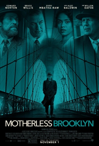 Motherless Brooklyn 2019 BRRip XviD AC3-EVO