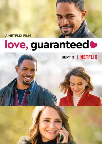 Love Guaranteed 2020 HDRip XviD AC3-EVO