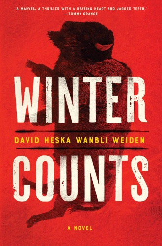 Winter Counts by David Heska, Wanbli Weiden