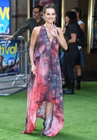 "Kara Tointon   -                     ""The Festival"" Premiere London August 13th 2018."